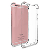 For Iphone 7 Phone Case Transparent Silicon Soft TPU Clear Back Cover Mobile Case