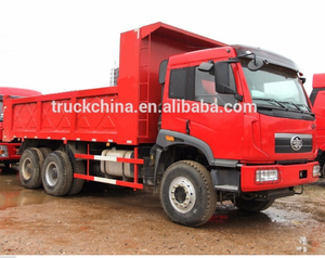 FAW Dump Truck Tipper Truck 6x4 10 wheel Dump Trucks For Sale