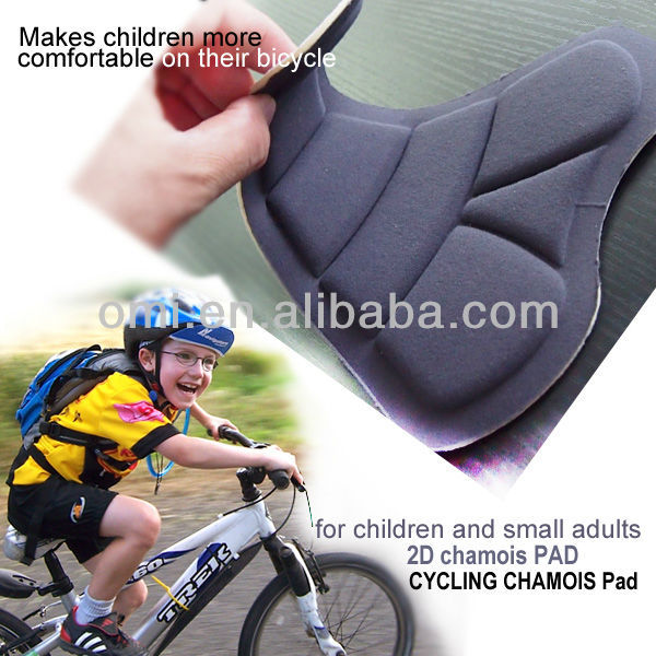 2D <strong>Cycling</strong> Pad for Child <strong>Cycling</strong> and Adult Triathlon Chamois Pad