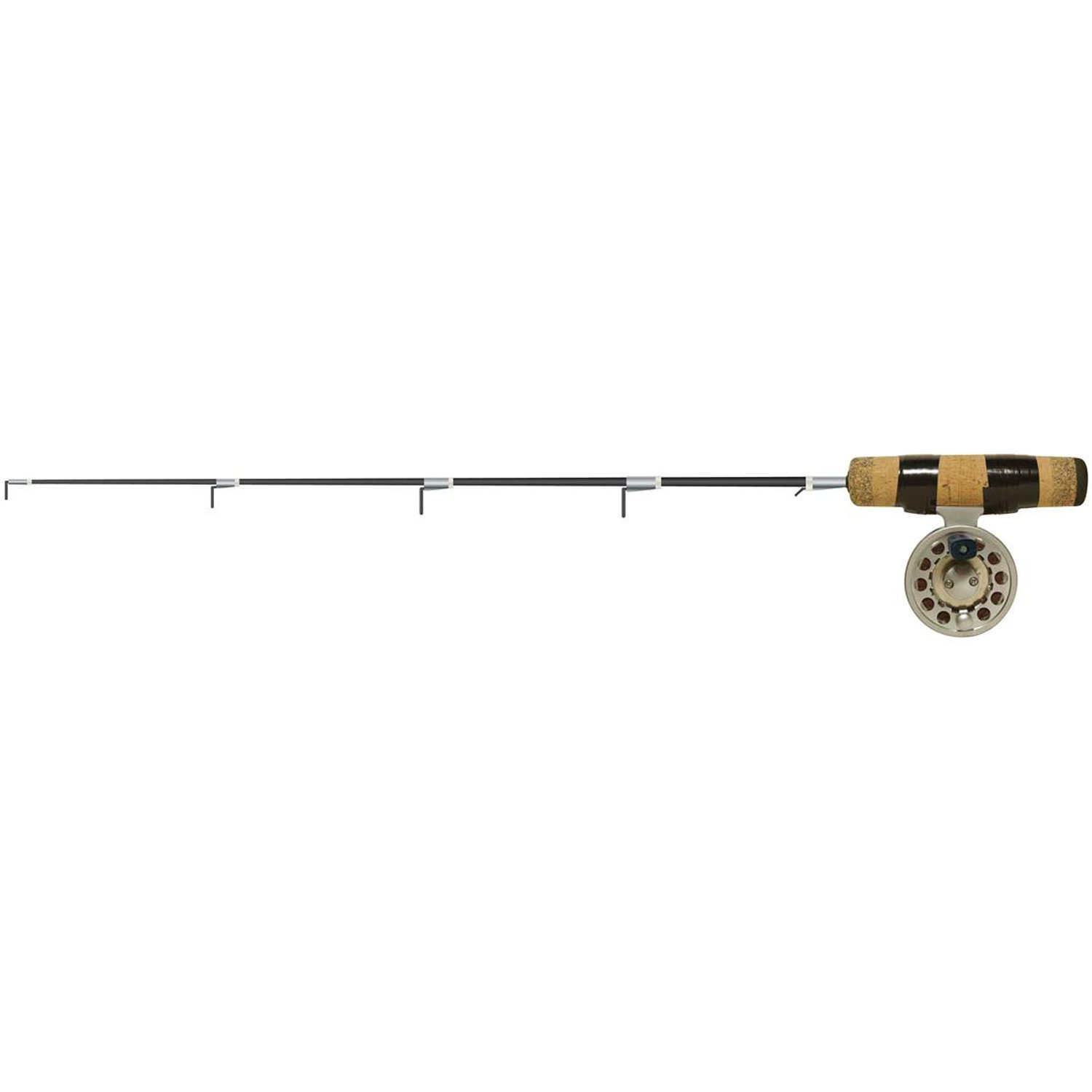 Frabill Straight-Line Ice Rod and Reel Combo (27-Inch)
