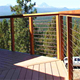Balustrade Wire Kits/ Stainless Steel Cable Railing / Cable Balustrade for Terrace