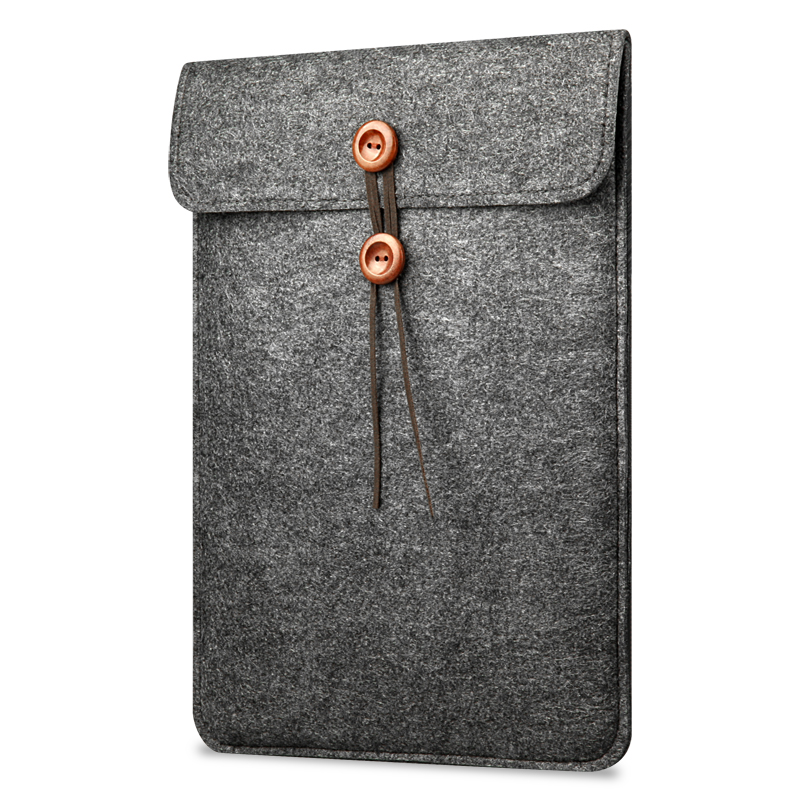 Carry Pouch Bag for macbook air 13inch felt Envelope style Sleeve bag for macbook pro 13inch BB-0007