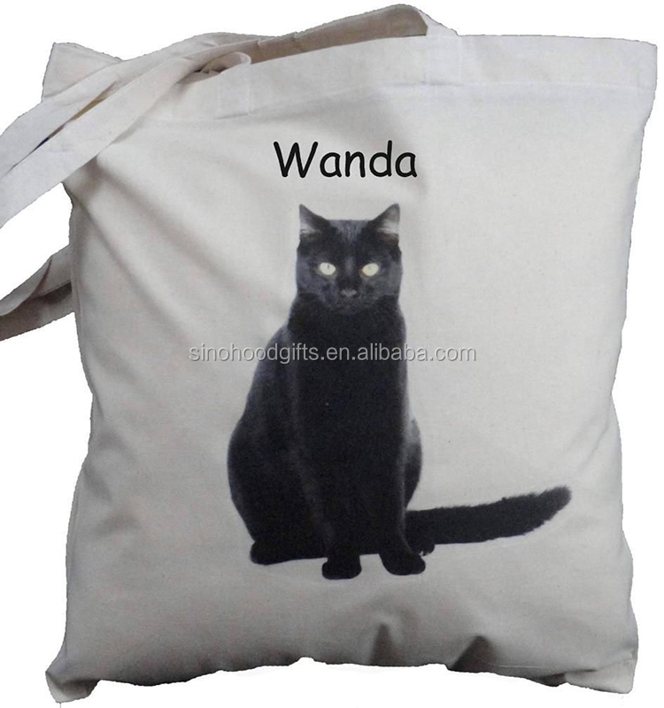 Wholesale China Factory Directly Supplier Cotton Fabric Bag With ...