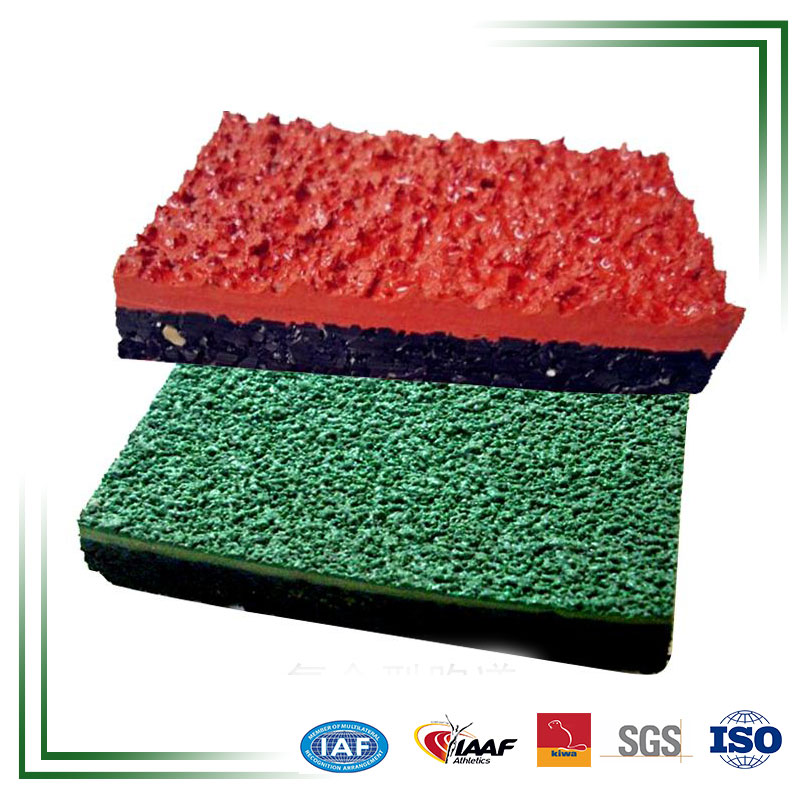 High Quality Price Of Crumb Rubber For Jogging Track Surface