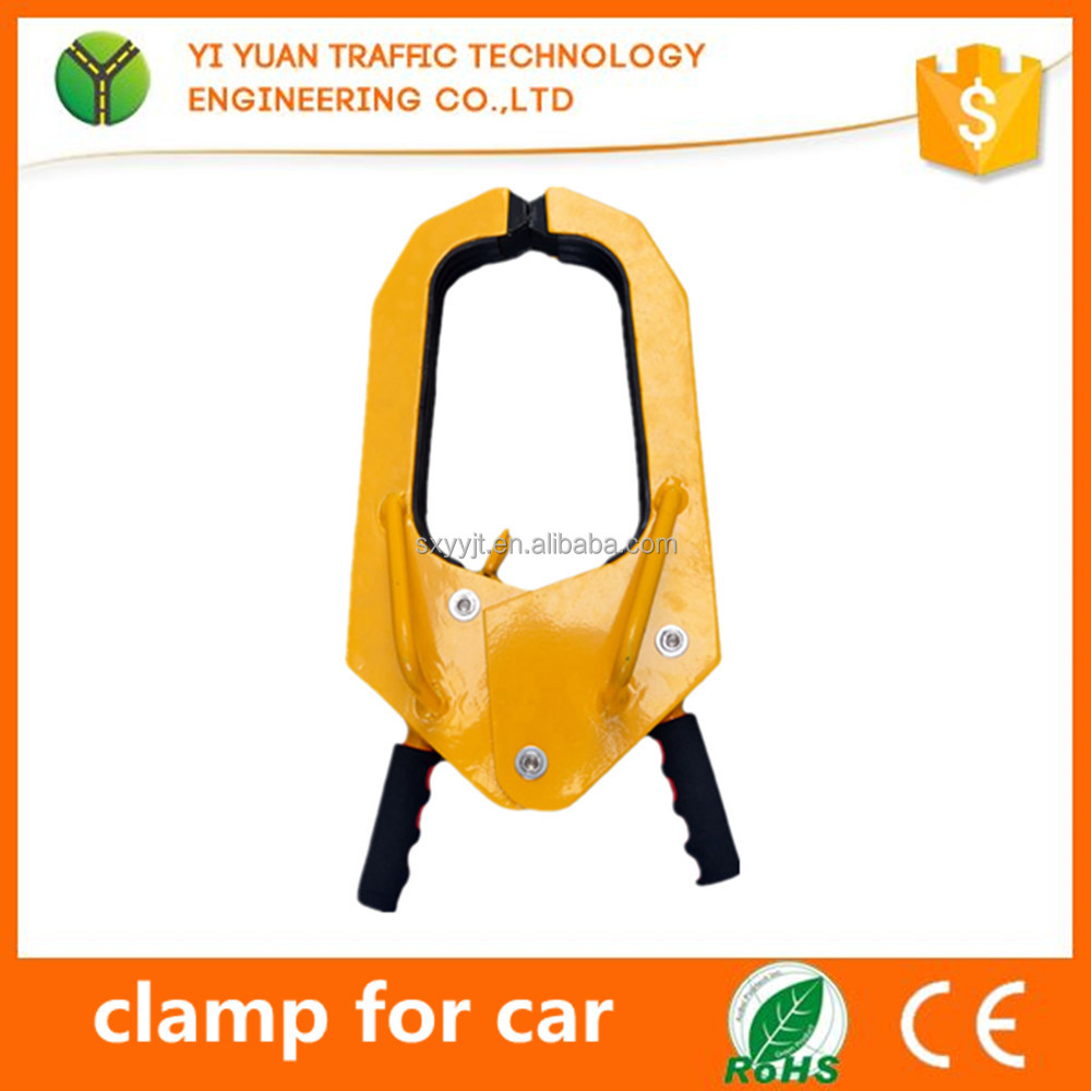 Portable Durable steeing car block parking