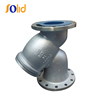 WCB stainless steel y type strainers
