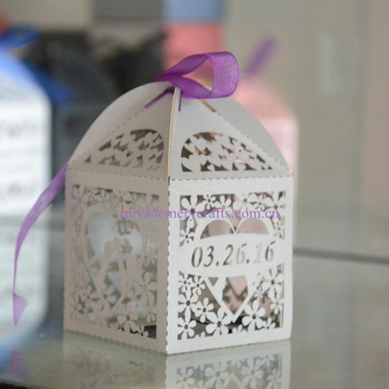 Wedding Gifts Box Packaging Wedding Take Away Gifts For