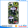 Environmental friendly colorful drawing mobile phone hello kitty case
