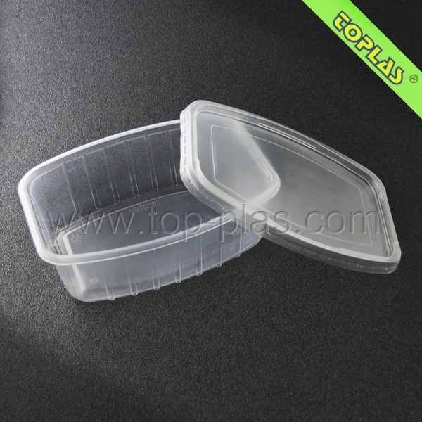 900ml disposable takeaway lunch container wholesale for Decor 900ml container