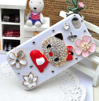Hello Kitty Al 113 Mobile Phone Case Accessories Diy Decoration
