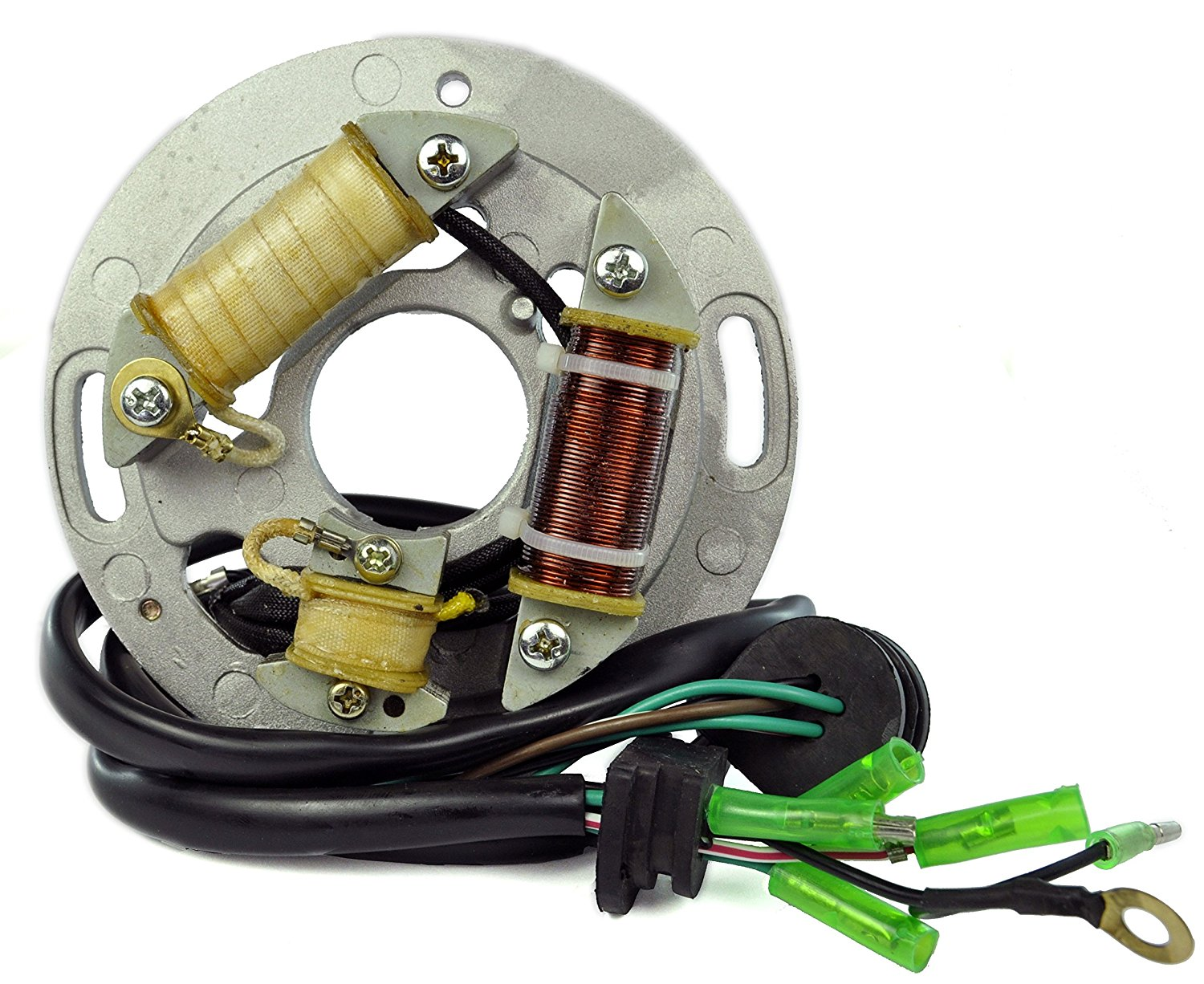 Caltric Stator Generator Compatible With Yamaha Waverunner 650 Wr650 1990-1995
