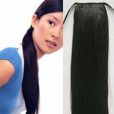 Light yaki straight human hair ponytail clip natural hair ponytail light yaki straight human hair ponytail clip natural hair ponytail hair extensions pmusecretfo Images