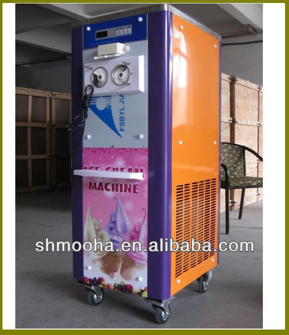 industrial ice cream making machines(CE ,MANUFACTURER LOW PRICE)