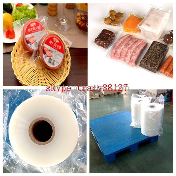 Low price and best quality High barrier co-extrusion PA PE <strong>film</strong> for food packaging with FDA