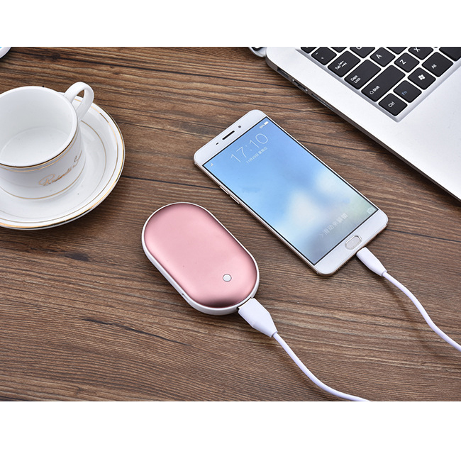 Personalized Practical Instant Custom Electric Pocket Hot 18650 Battery Pack Reusable Mini Hand Warmer