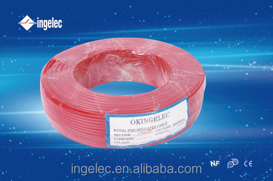 YiWu No.1 Electric Wire And Cable 16mm ,1.5mm Protection Tube