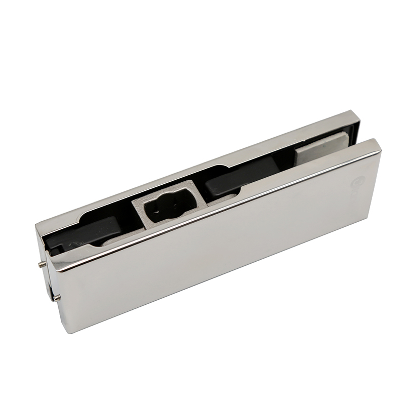 Frameless Glass Door Bottom Patch Fitting Glass Patch Fitting