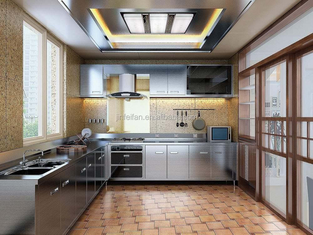 Maquina cocina paneles de pared de acero inoxidable - Paneles para cocina ...
