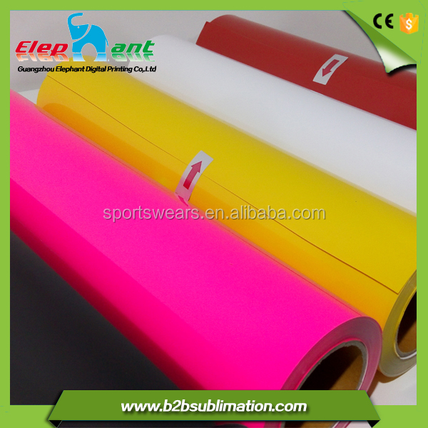 Custom high quality pu vinyl heat transfer as you like