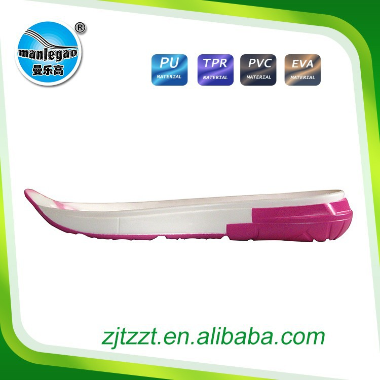 Women's EVA Material and Soles Type shoe repairing material rubber soles for running shoes Customized outsoles