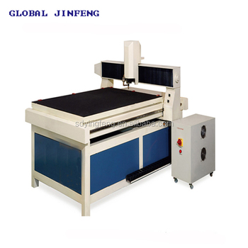 JFQG-1310 Automatic CNC used glass cutting machinery glass cutting table