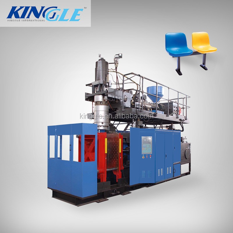 Many function blow molded plastic chair moulding machine