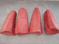Yellowfin Tuna saku/loins price frozen fish