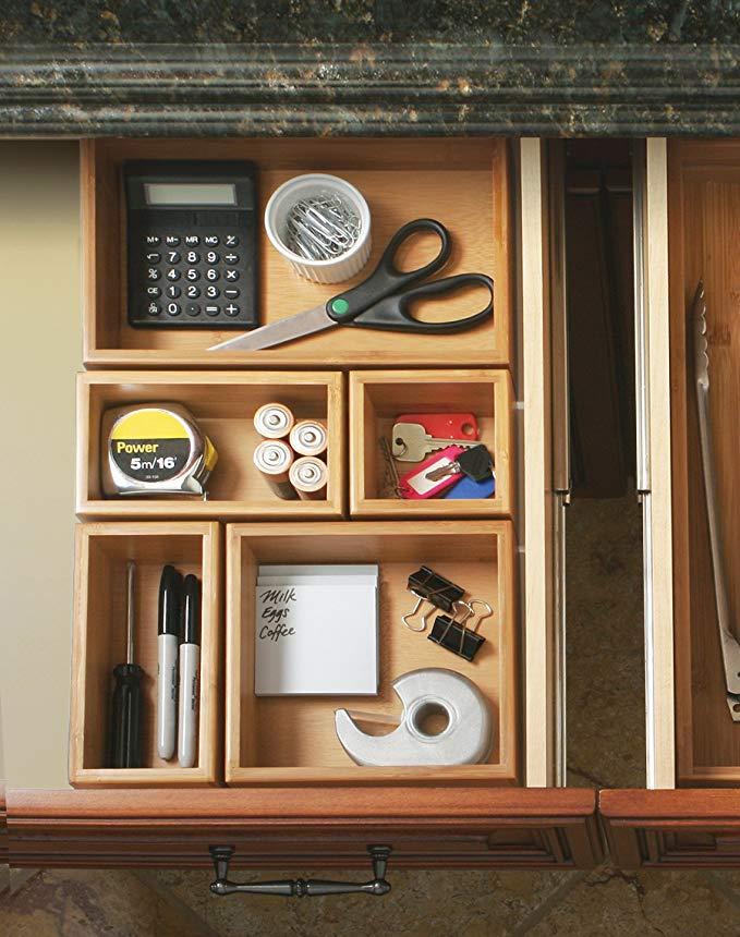 5-Piece-Bamboo-Storage-Box-Kitchen-Wooden
