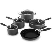10 Pcs Cooklover Die Casting <span class=keywords><strong>Aluminium</strong></span> Non Stick Marble Coating Cookware <span class=keywords><strong>Set</strong></span>
