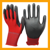 Low Price Palm Coated Polyurethane Protective Gloves/Body Guard PU Palm Fit Gloves/Mechanic Construction Industrial PU Gloves