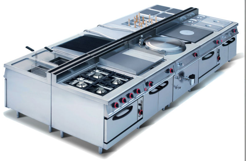 Commercial Kitchen Equipment Product ~ Good quality commercial catering kitchen equipment for