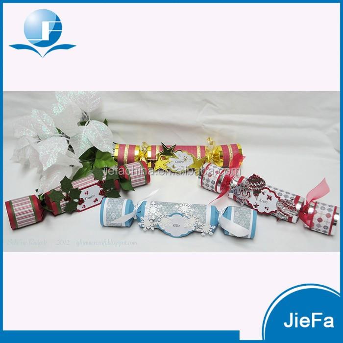 Wholesale High Quality Custom Christmas Crackers Usa - Buy ...