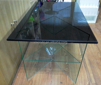 Superieur Round Plexiglass Table Top,ISO Factory Product