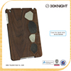 New Arrival Wood Bamboo Cases For iPad Mini Custom Design Accept