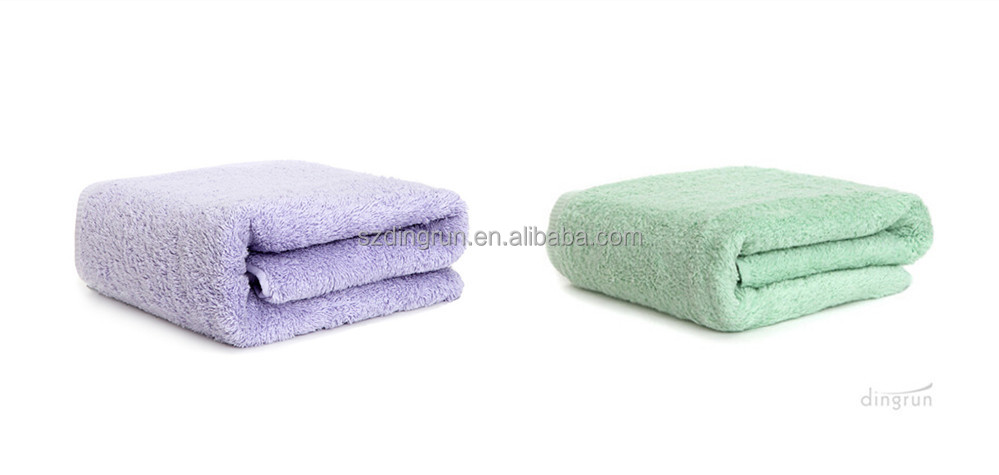 Factory supply 100% cotton hot selling various bath towel
