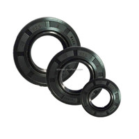 High Pressure NBR Different Sizes Oil Seal Auto TC Gearbox FKM Oil Sealing Ring