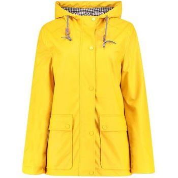 12e7f126bba Shiny Fabric Yellow Colorwomen Raincoat - Buy Raincoat For Women ...