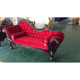 Large Classic Elegant Luxury Antique French Baroque Bedroom Chaise Lounge