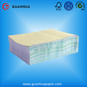 Wholesale good quality 1-6 ply with holes pre-printed computer continuous paper