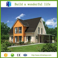 Superior quality Dubai prefab modern villas for sale