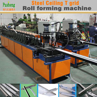 Good quality Automatic Steel Ceiling Keel Frame Roll Forming Machine