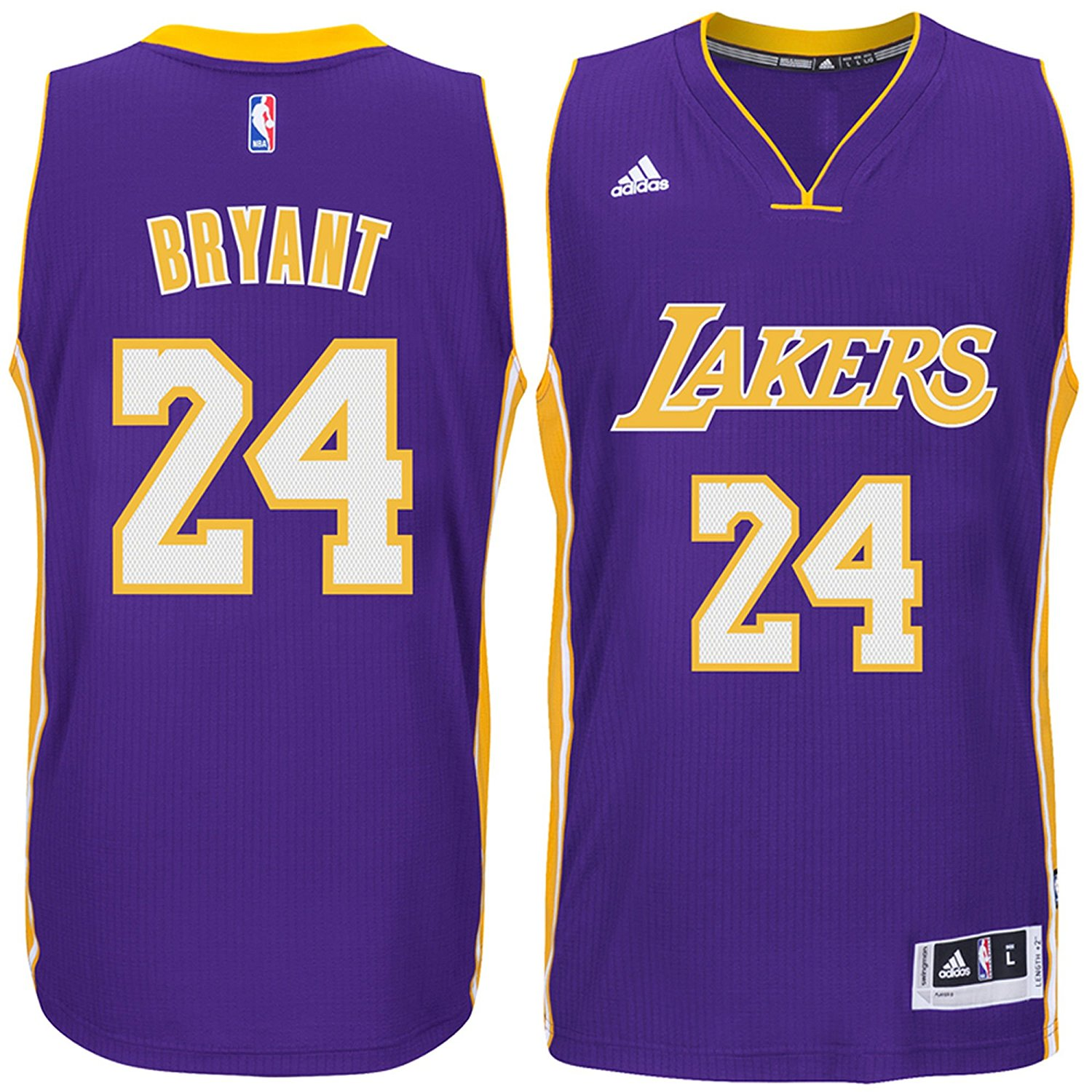 958b88d7326 Get Quotations · Kobe Bryant Los Angeles Lakers Purple NBA Youth Road Swingman  Jersey