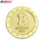 Wholesale Custom Bulk Blank Cheap Commemorative Metal Plated Gold Bitcoin Coin