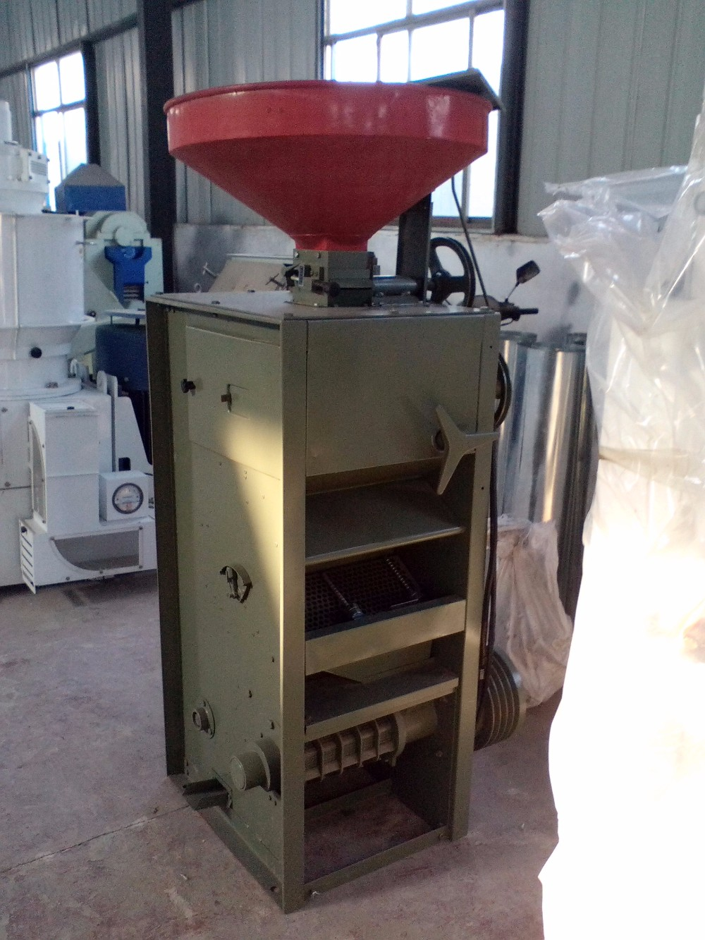 SB-10D COMBINED RICE MILL MACHINE FOR SALE