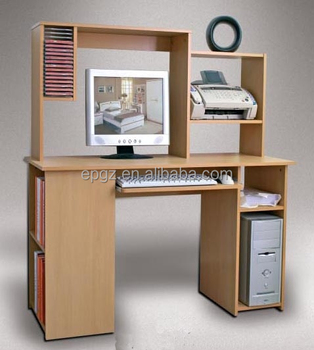 High Quality Home Computer Table,Computer Table Design Made Of  Wood,Designer Bedroom Computer Table - Buy Computer Table Design For  Home,Computer ...