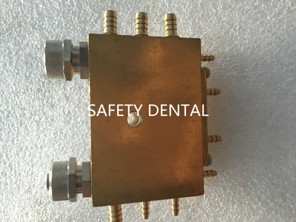 Integrated Valve Dental Chair Unit Spare Parts Water And