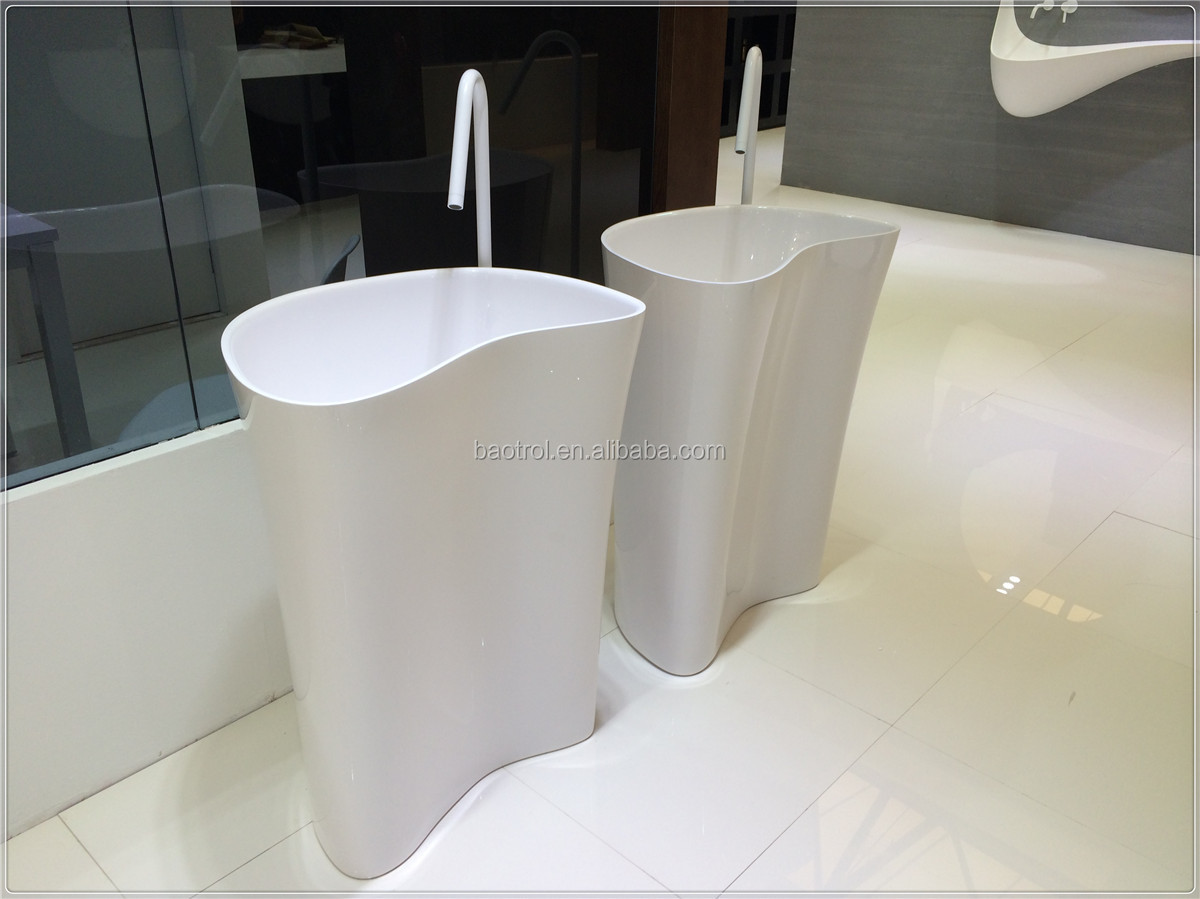 Good Price Free Standing Bathroom Sink Stand Alone Sinks Colored Toilet