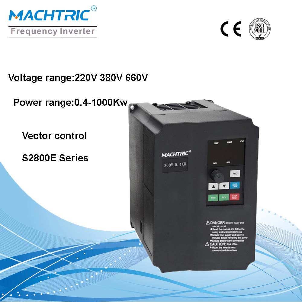 High Efficiency Motor Variable Speed Drive Performance Iv Wiring And The Frequency Inverter Setting Three Phase 380 480v Power From 04kw Up To 1000k Buy