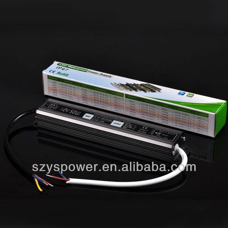 12v 50w Led Strip Power Supply Pcb Led Driver Circuit