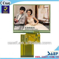 "3.5"" tft lcd touch screen module with 320*240 pixels for audio door phone"